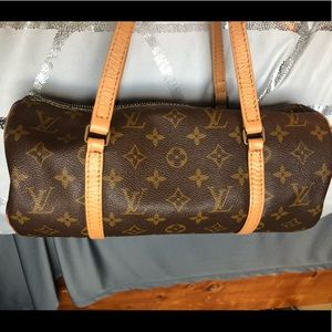 Authentic Vintage Louis Vuitton Papillon 30
